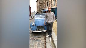 La Petite Frenchie | 2CV Ride In Paris