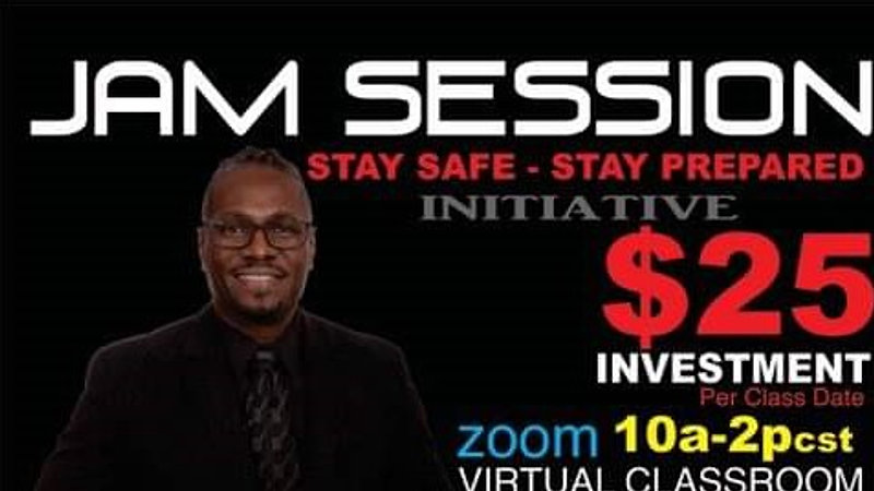 Kevin Kirk's Online Jam Session
