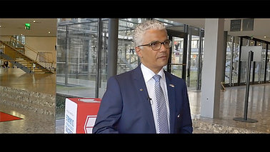 Global Festival of Action with Mayor Ashok Sridharan from Bonn