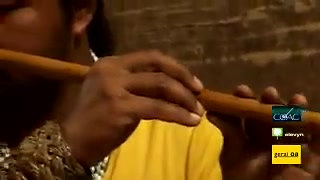 Raman plays 'Pensol' Nose Flute