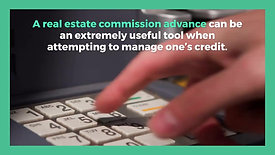 3 Ways A Commission Advance Can Help To Improve Your Credit
