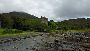 Lochbuie over the water