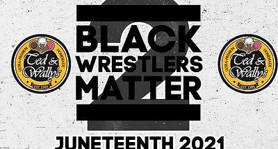 Black Wrestlers Matter 2