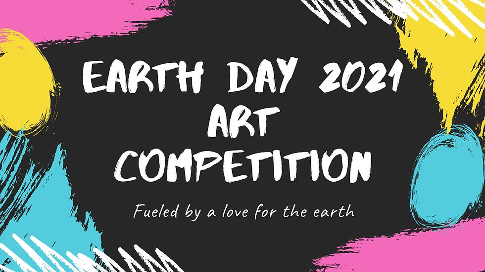 Earth 2021 Art Competition