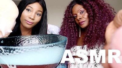 ASMR Triggers NO TALKING - Spirit and Nadine