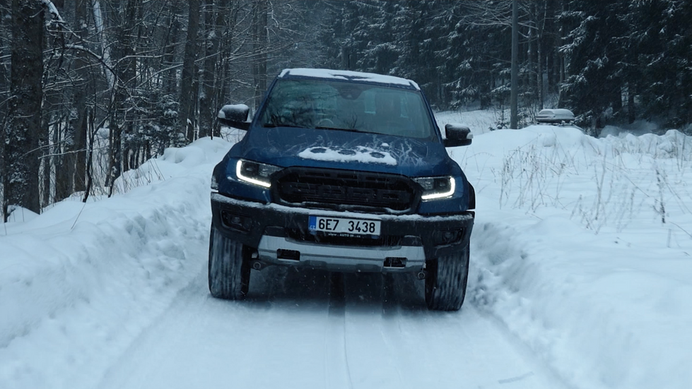 Ford Raptor - AUTO IN