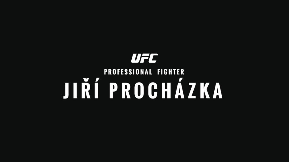Jiří 'Denisa' Procházka - UFC professional fighter