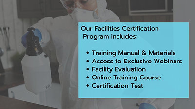 COVID-19 Certification Program