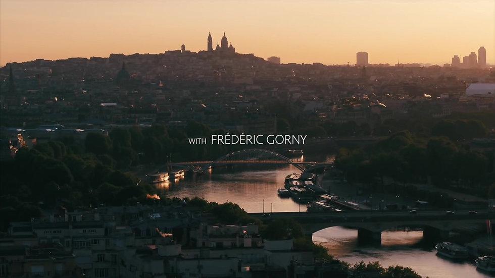 PARIS avec Fréderic Gorny