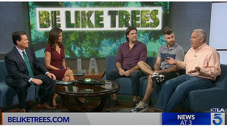 Be Like Trees Interview