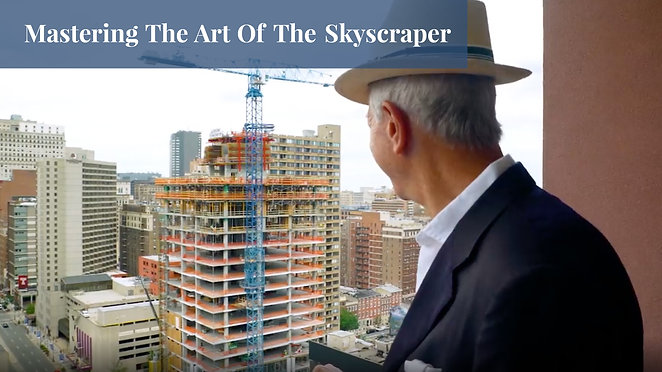 Mastering The Art Of Skyscrapers