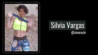 Gluteboom With Silvia Vargas