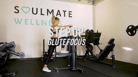 Step up - Glute focus