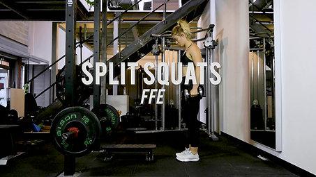 Split Squats - FFE