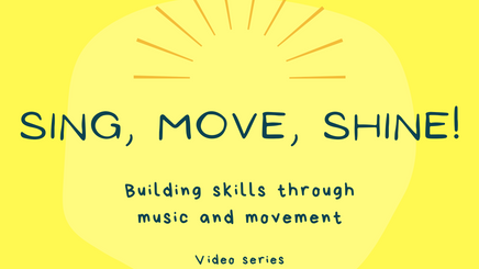 Sing, Move, Shine!  Trailer