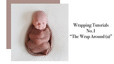 """Wrapping Tutorial No.1 """"The wrap around (a)"""""""
