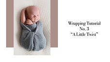 """Wrapping Tutorial No.3 """"A little twist"""""""