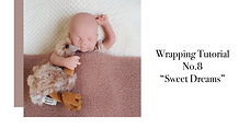 """Wrapping tutorial No.8 """"Sweet dreams"""""""