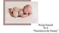 """Pose 4 """"Transition to the tummy"""""""