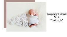 """Wrapping Tutorial No.7 """"Tucked In"""""""