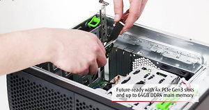 Fujitsu Primergy TX1310M3
