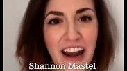 Shannon Mastel, Kansas City