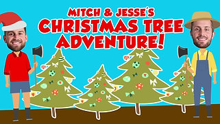 Christmas Tree Adventure!