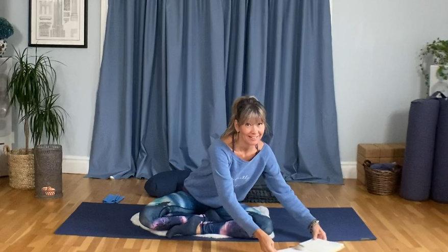 PT-yoga - egen video eller pass!