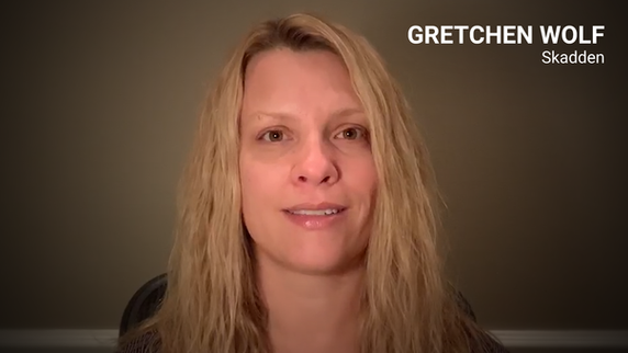 2020 Collaboration for Justice Pro Bono Spotlight - Gretchen Wolf