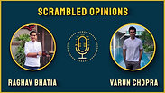 Scrambled Opinions Ep 1 ft. Varun Chopra: Ye D2C Marketing kya hai?