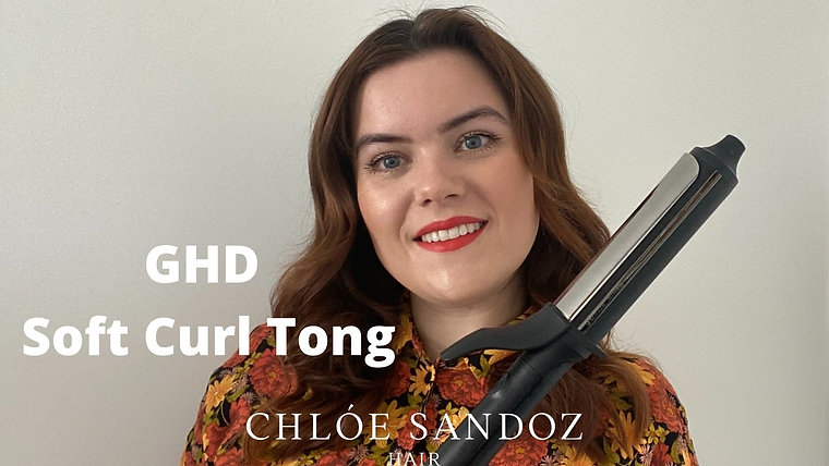 Ghd Soft Curl Tong