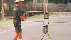 Coach Tip: Forehand Spin
