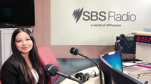 Interview on SBS Hindi