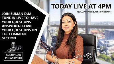Interview on Australian Indian Radio on 4th September 2020