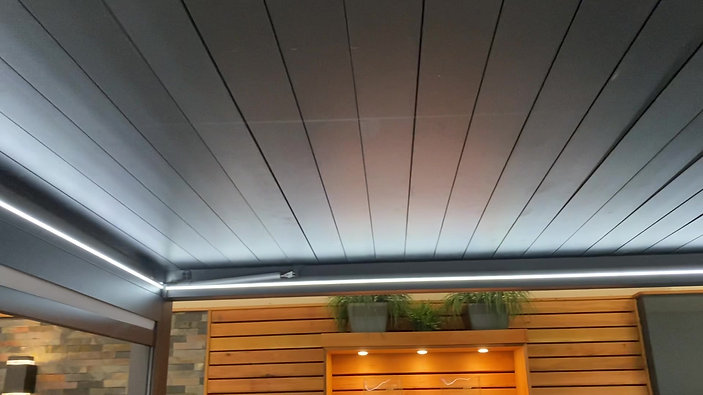 Remanso Electric Roof