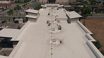 Hampton Inn Pasco Palmer Roofing
