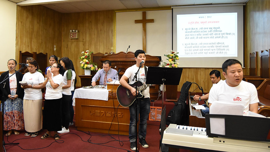 BETHEL NEPALI CHURCH ACTIVITIES