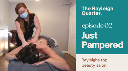 The Rayleigh Quarter. Just Pampered - Meet Kerry