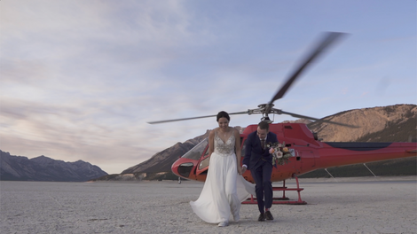 Incredible Banff Wedding Highlight Film!
