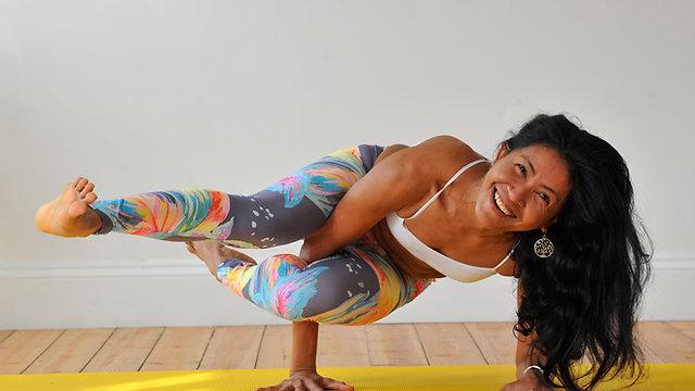 Asian Jasmine Yoga
