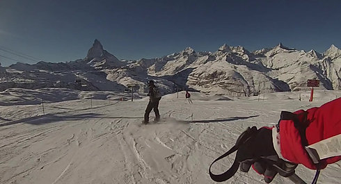 GoPro: European Alps Winter Adventure