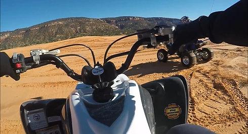 GoPro: ATVing in the Utah Desert