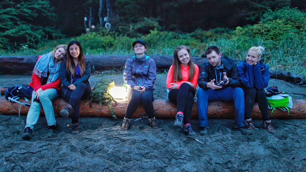 DRONE: Pacific Northwest Multi-Sport Adventure