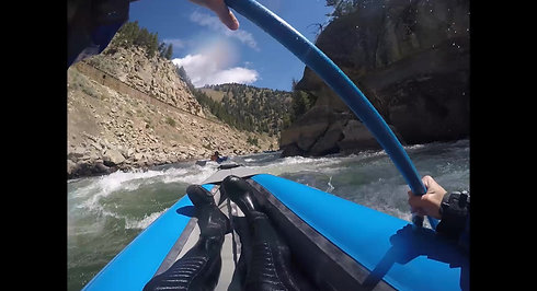 GoPro: Whitewater Kayaking on the legendary Salmon River