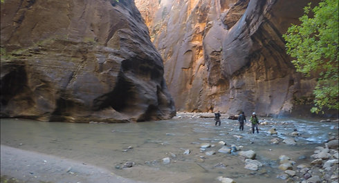 GoPro: The Narrows in Zion National Park