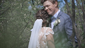 Small, Intimate Wedding - Katie and Connor