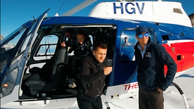 The Helicopter Line NZET Social Story