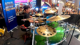 Drum-Off Indonesia 2020 Auditions, Akram Rosyid, Junior Category