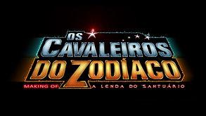 """Making of - Longa metragem """"Cavaleiros do Zodíaco - A Lenda do Santuário"""""""