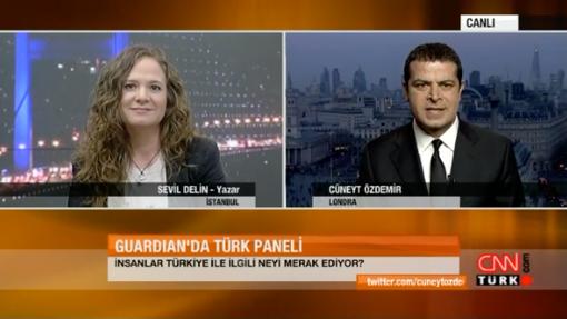 CNN Türk 5N1K Sevil Delin